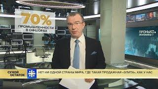 Юрий Пронько: Не знаю ни одной страны мира, где такая продажная «элита», как у нас