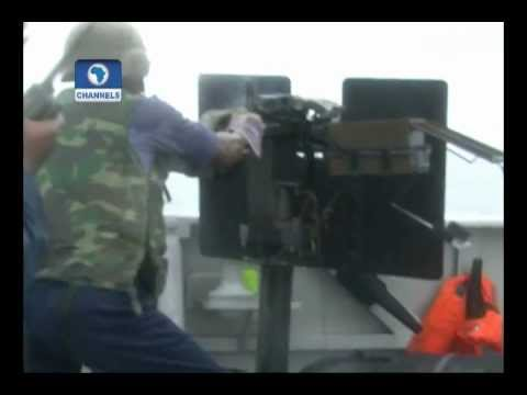 Operation FARAUTA: Navy intercepts 17 vessels during Niger-delta drill
