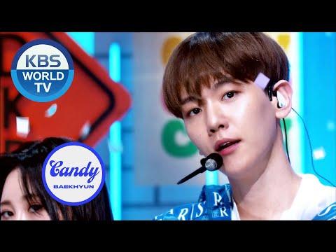 BAEKHYUN (백현) - Candy [Music Bank COMEBACK / 2020.06.05]