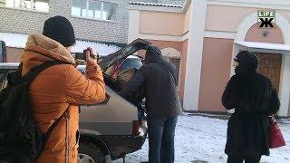 Обшуки в Житомирській єпархії УПЦ