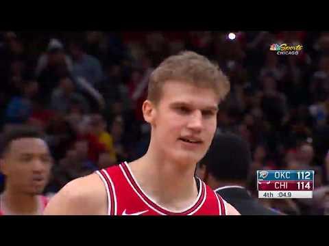 Oklahoma City Thunder vs Chicago Bulls | December 7, 2018