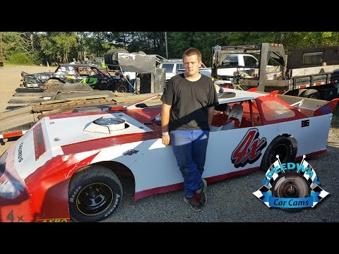 #4x Taylon Overton - Pony - 9-4-16 - Wartburg Speedway - In-Car Camera