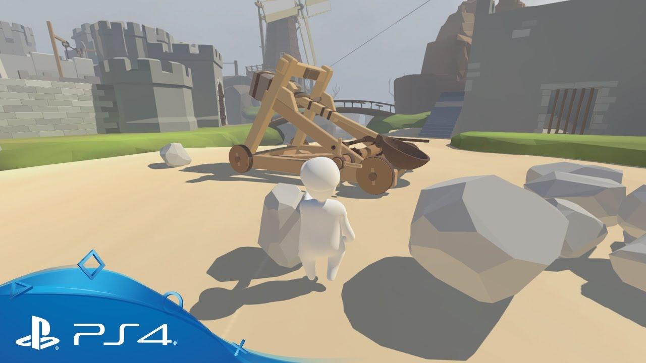 Human: Fall Flat | Gameplay trailer | PS4