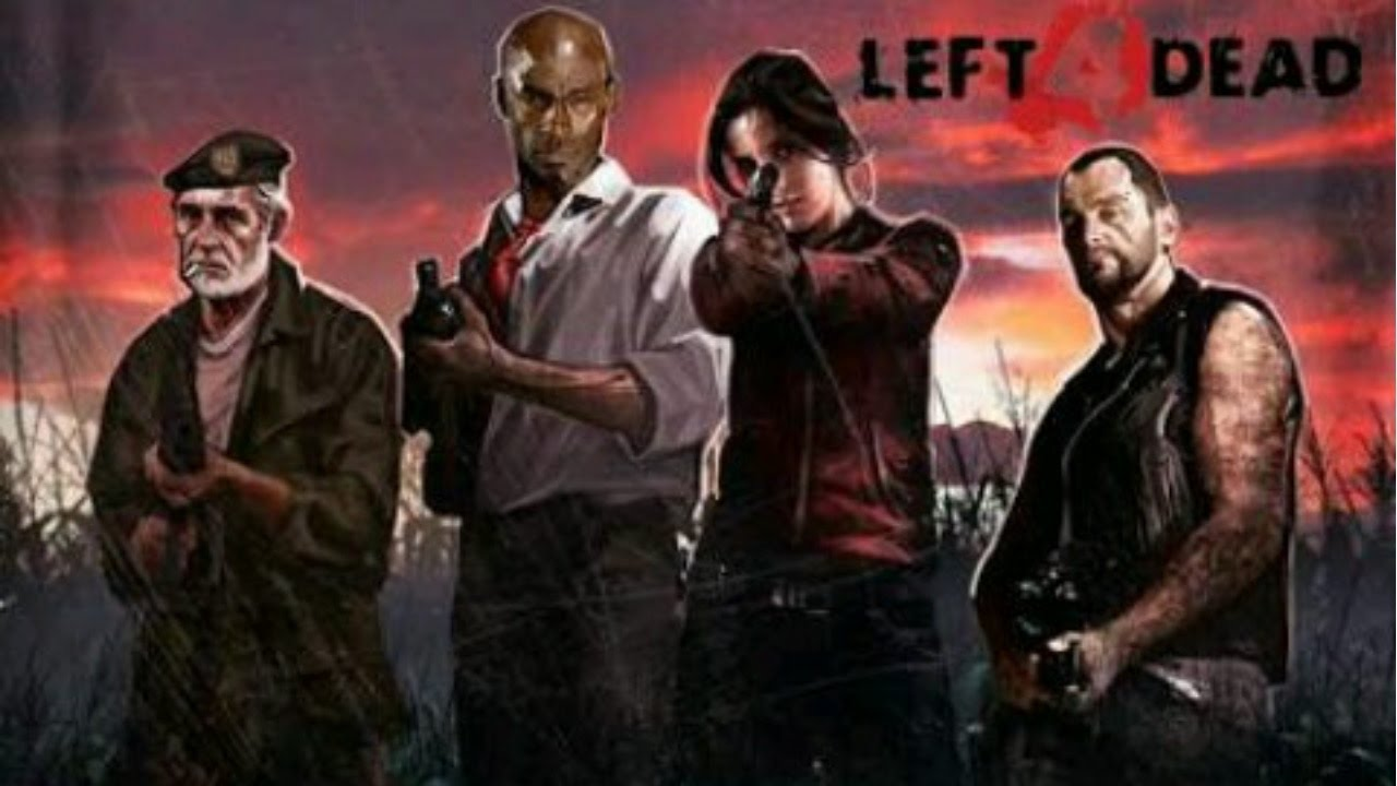 how to get all guns in left 4 dead 1