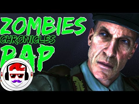Black Ops 3 Zombies Chronicles Rap Song | The End | Rockit Gaming