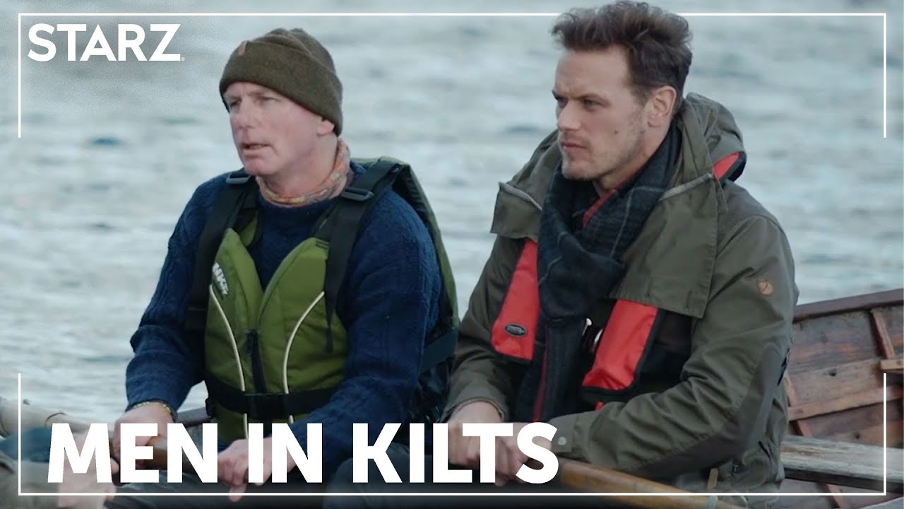 Download 'Loch Ness with Gary Lewis' Ep. 6 Clip   Men in Kilts   STARZ
