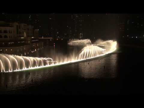 Download The Dubai Fountain - Bassbor Al Fourgakom Mp4 baru