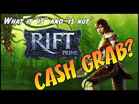 """RIFT: Prime Launch – First Impression – what it """"is"""" and """"is not"""""""