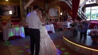 танец папы с дочерью на свадьбе