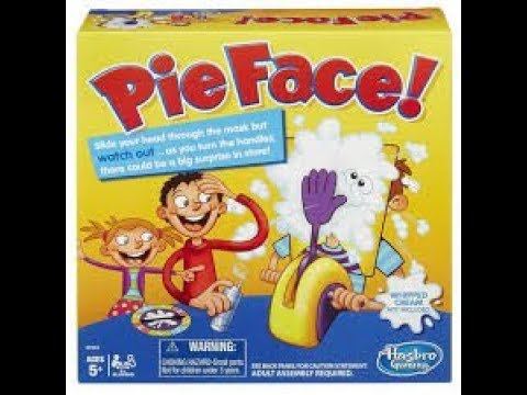 PIE FACE CHALLENGE WITH A LiL TWist!!!