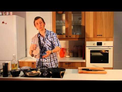 Как понять что курица в духовке готова