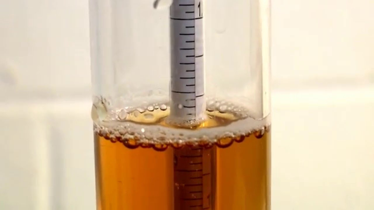 HOW TO USE A HYDROMETER - YouTube