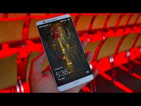 كل ماتود معرفته عن الهاتف المحمول Huawei Ascend Mate 7