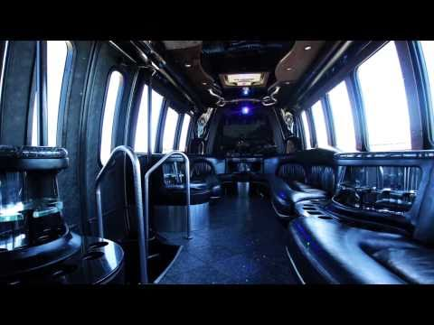 San Diego Party Bus Underdog Corporate Limo Bus