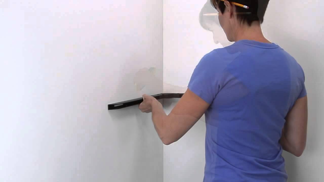 Corner Component Shelf Installation