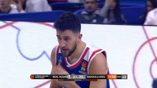 24.01.2019 / Real Madrid - Anadolu Efes / Adrien Moerman