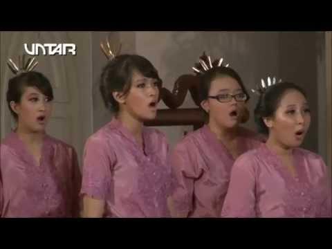 Paduan Suara Mahasiswa Universitas Trisakti (PSMUT) - Melati di Tapal Batas Bekasi