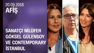 Ni̇lüfer ve Göksel Gülensoy, Afiş'e konuk oldu - 20.09.2018 Perşembe