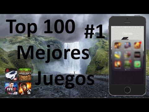 Top 100 Los Mejores Juegos Del AppStore   iPhone, iPod & iPad