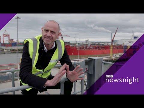 Brexit and the Irish border - BBC Newsnight