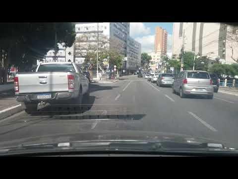 Voltando de Santa Cruz de Capibaribe passando pelo centro de Campina Grande Paraíba