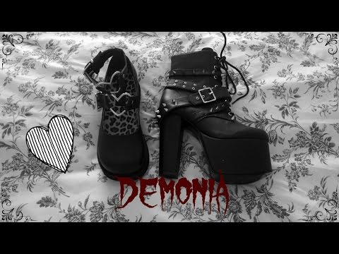 ♥ DEMONIA TORMENT 700 & SPRITE 02 - UNBOXING REVIEW ♥