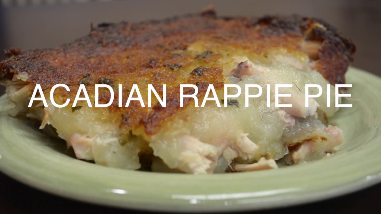 Acadian Rappie Pie - YouTube on polish food, mi'kmaq food, colonial food, british food, haitian food, swedish food, iranian food, brittany france food, scottish food, english food, egyptian food, dutch food, african food, hungarian food, black food, baton rouge food, ukrainian food, austin food, montana food, syrian food,