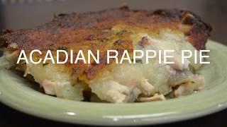 Acadian Rappie Pie