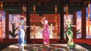 Repeat youtube video 【MMD】Tda式改変的「虎視眈々」 完全版