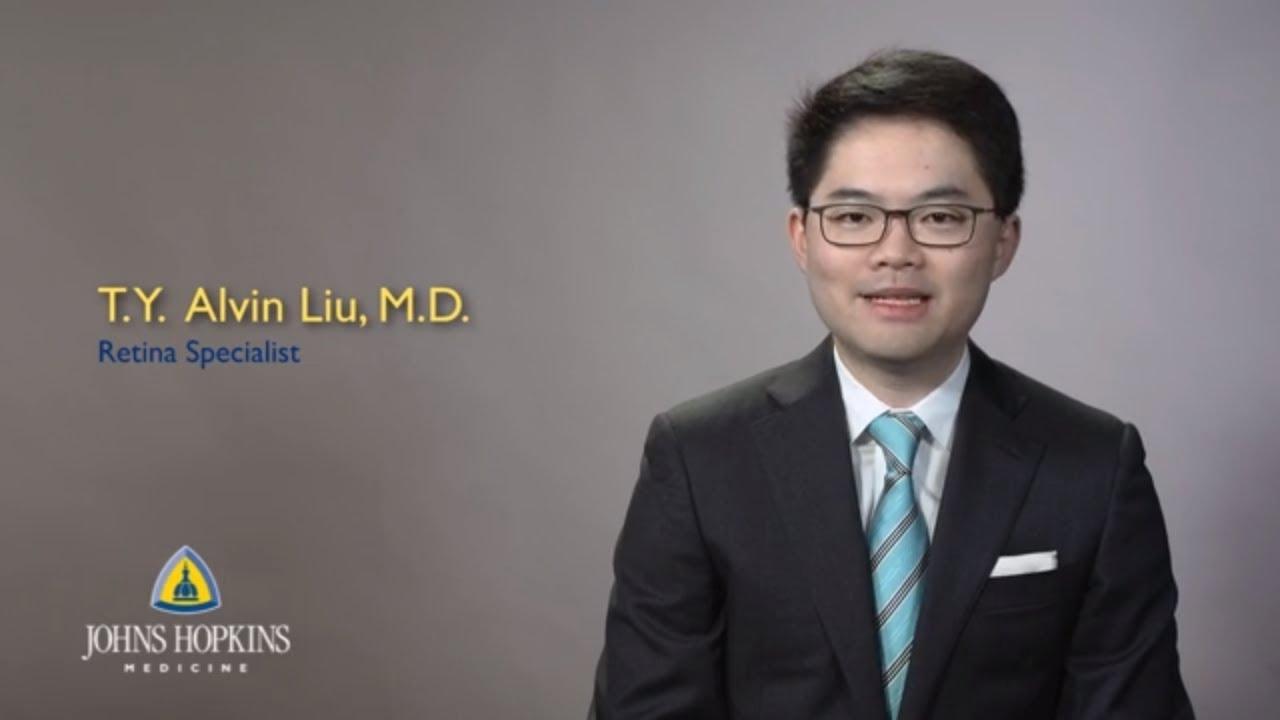 Dr  Tin Yan Alvin Liu | Retina Specialist
