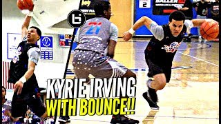 MEANEST CROSSOVER In High School!? Cole Anthony Is Like a Kyrie Irving w/ BOUNCE! Killa
