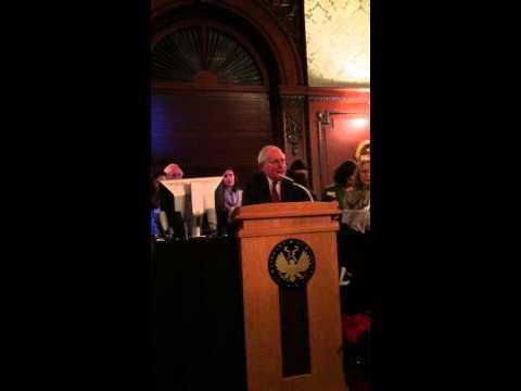 Senator Carl Levin Senate Farewell Tribute - Part 3 (of 3)