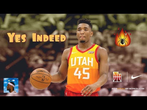 "Donovan Mitchell  ""Yes Indeed"" Lil BaDrake Rookie Mix"