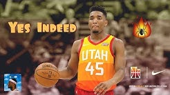 """Donovan Mitchell - """"Yes Indeed"""" (Lil Baby/Drake) Rookie Mix"""