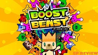 Boost Beast EP Review - (Nintendo Switch)