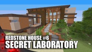 Minecraft: Secret Laboratory (Redstone House #6)