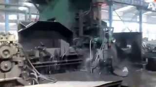 Непрерывный прокатный стан. Производительность 500 000 тонн