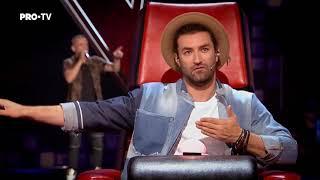 Fabian Sanchez - Despacito | Auditiile pe nevazute | Vocea Romaniei 2017