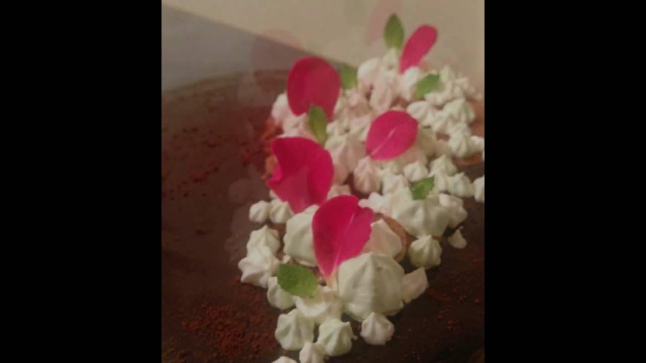 réalisation de l'entremet chocolat