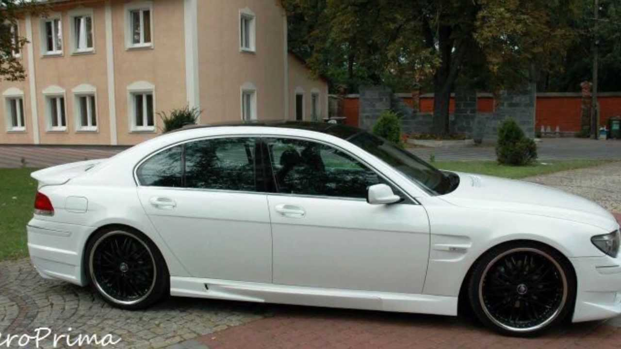 bmw 7 series e65 tuning body kits youtube. Black Bedroom Furniture Sets. Home Design Ideas