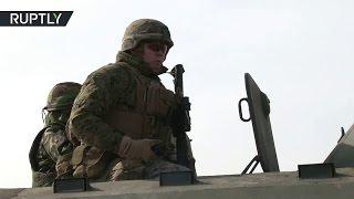 На румынском полигоне Смырдан прошли учения НАТО