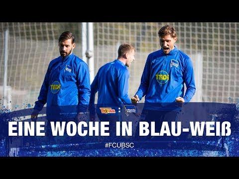 HAHOHE - Eine Woche in Blau-Weiß - 10. Spieltag - Hertha BSC