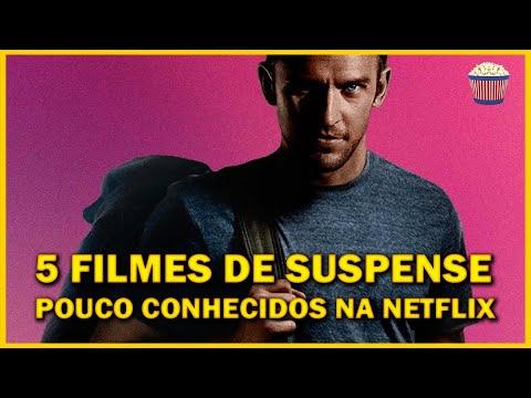 5 Filmes de Suspense na Netflix