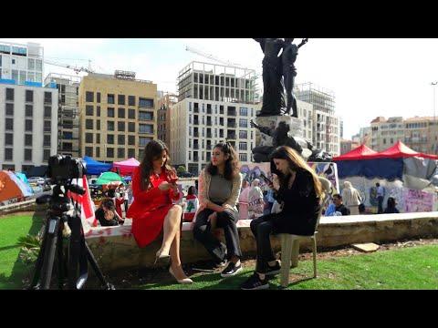 Y Chats (Episode 29) Speak Out: Lebanon's October Revolution