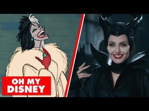 Disney Villains' Most Maniacal Laughs | Oh My Disney