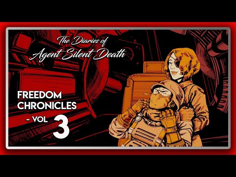 Wolfenstein 2 DLC: Freedom Chronicles: The Diaries of Agent Silent Death - Vol 3 |