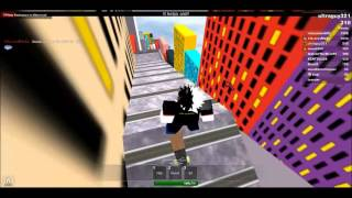 ROBLOX skateboarding part 1