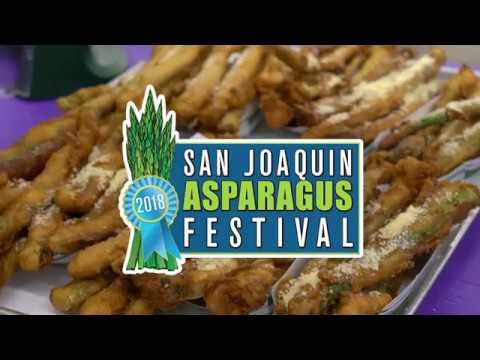 Stockton Asparagus Festival 2020 San Joaquin Asparagus Festival   April 20, 21 & 22, 2018 at the