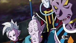 Dragon Ball Super Capítulo 103 español latino el universo 10 es eliminado del torneo