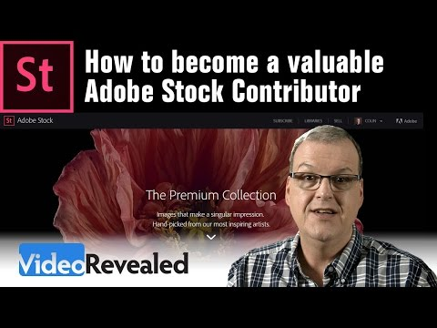 How to become a valuable Adobe Stock Contributor